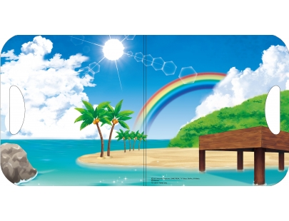 神奇寶貝XY寶可夢手提磁貼組(POK36A)