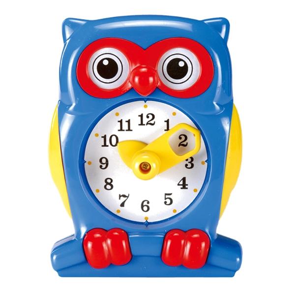 貓頭鷹教學鐘 #8020P1