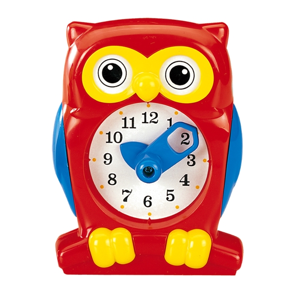 貓頭鷹教學鐘 #8020P2