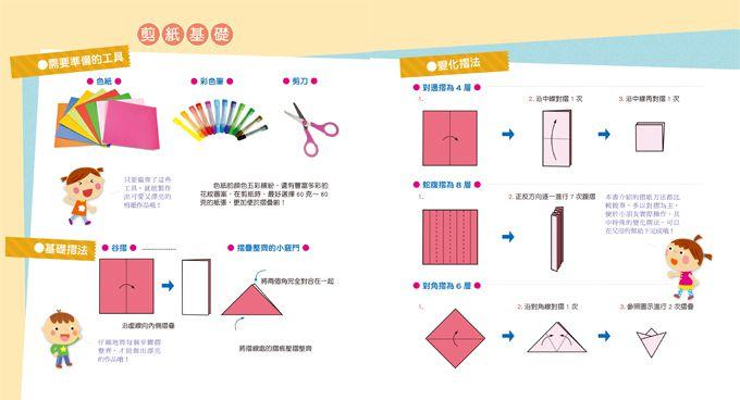 玩剪紙-DIY手工大王P1