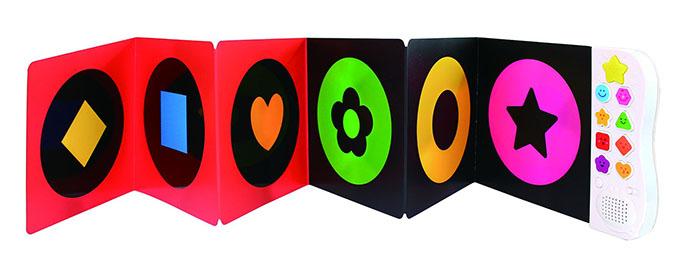 五彩遊戲-0歲視覺音樂書