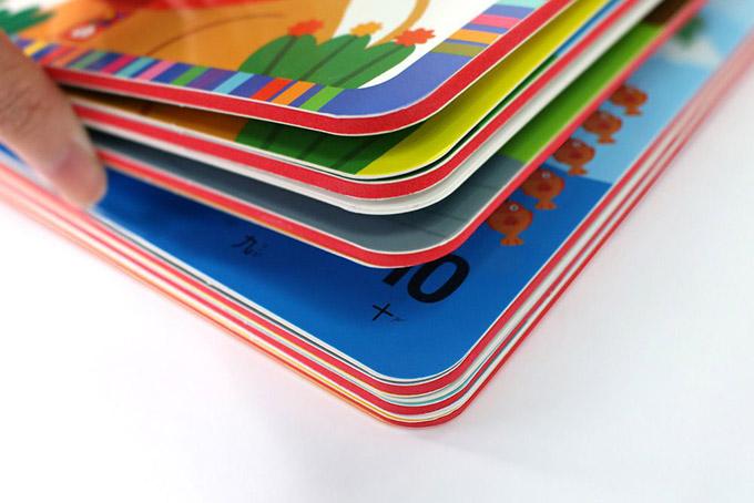 寶貝學習書1:數字、形狀、顏色