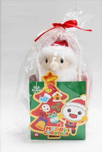 聖誕老人-FOOD超人交換禮物