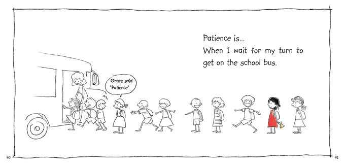 Grace said Patience(英文版)P2