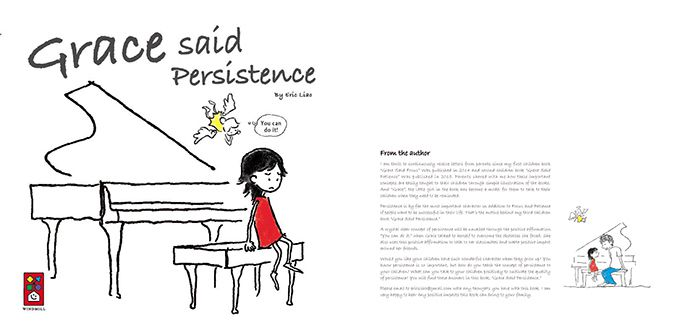 Grace said Persistence(英文版)P1