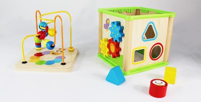 寶寶多元智能學習盒-FOOD超人