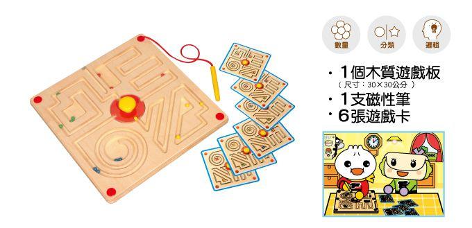 幾何迷宮遊戲板-FOOD超人