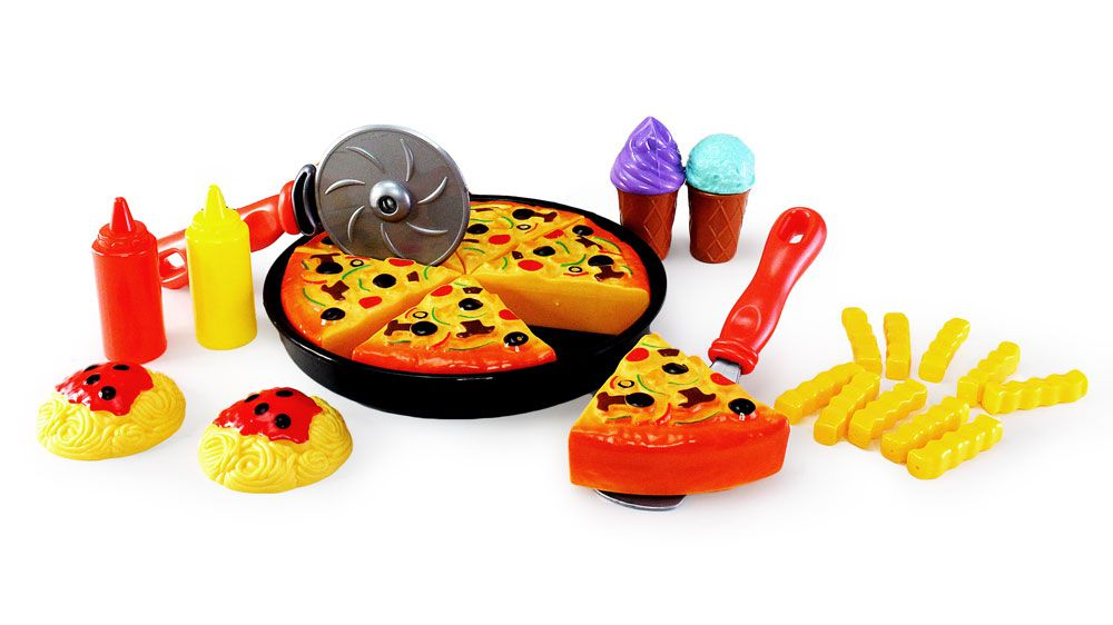 FOOD超人歡樂披薩派對