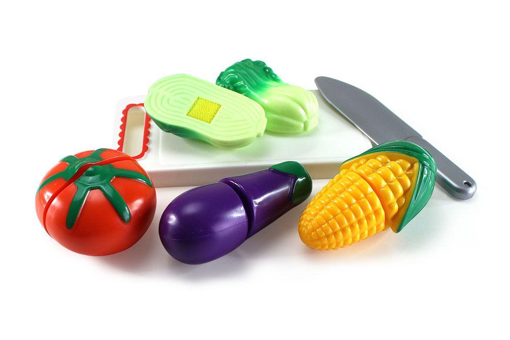 蔬菜百匯切切樂-FOOD超人