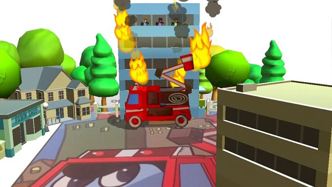 交通-3D擴增實境互動著色書