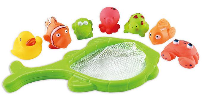 Baby趣味撈魚遊戲-嚕拉拉時間