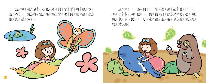 Andersen's Fairy Tales - Good Night Story Sound picture book P3