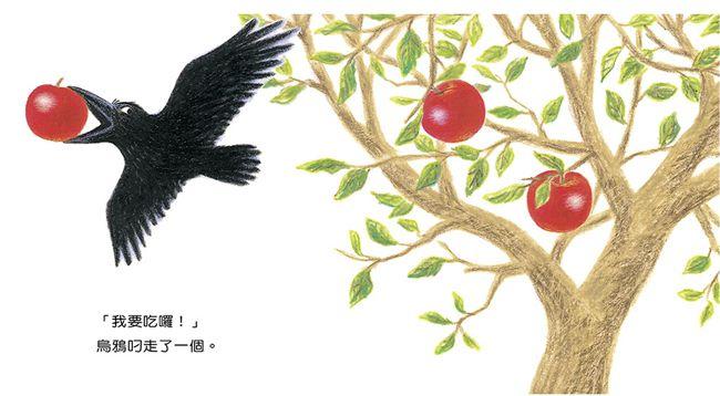 好大的紅蘋果P3