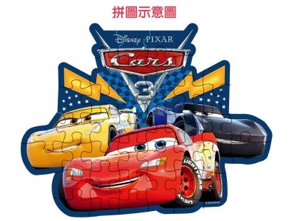 Cars3造型拼圖隨身袋(QFV01A)