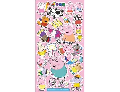 粉紅豬小妹樂趣多貼紙包(PG003S)