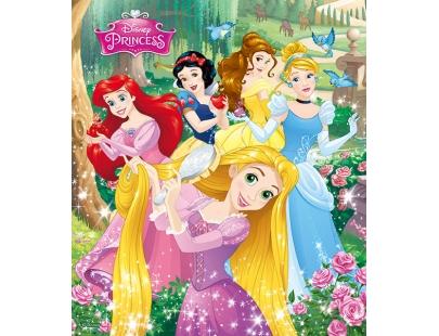 迪士尼公主_Super!拼圖盒(QFL01B)(36片)