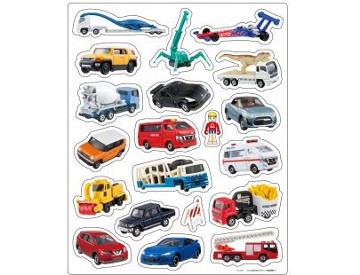 多美小汽車手提磁貼組(TM036D)