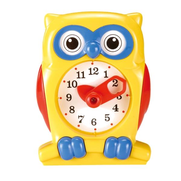 貓頭鷹教學鐘 #8020P3