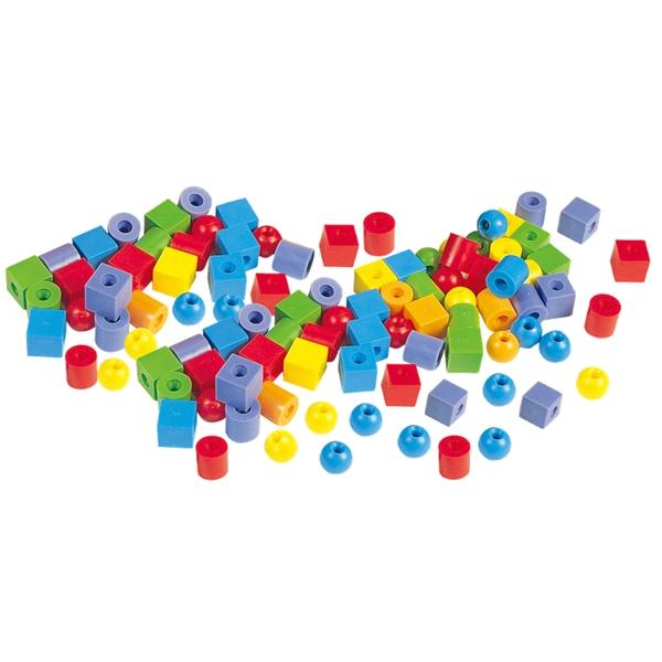 6小珠子(含6條繩子)  #1041- 6P2
