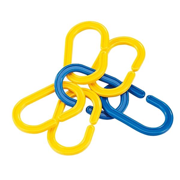 彩色套環 #8025-60CP1