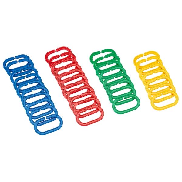 彩色套環 #8025-60CP2