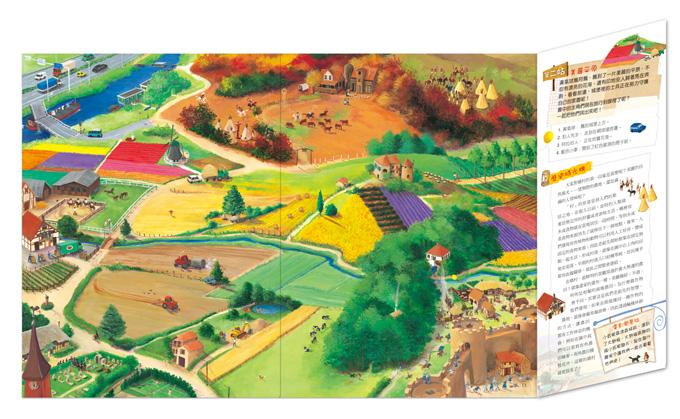 世界名家創意繪本-黃氣球(1書1CD)P2