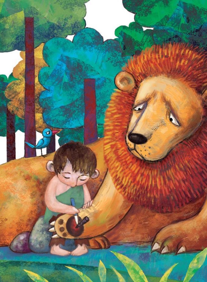 影響孩子一生的世界經典名著-伊索寓言