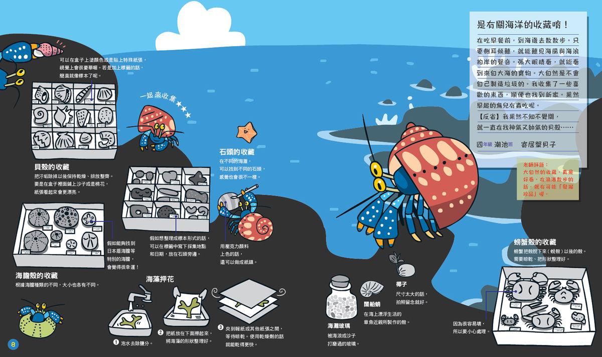 大海的習題